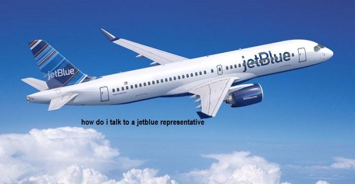 jetblue representative