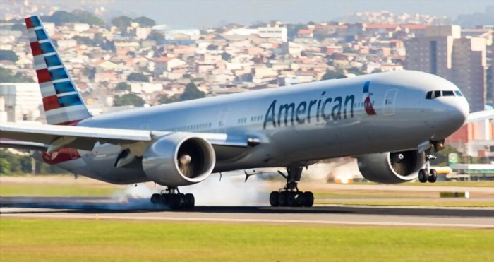 American airlines book a flight